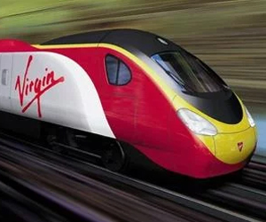 Virgin Trains Travel to Photography Show