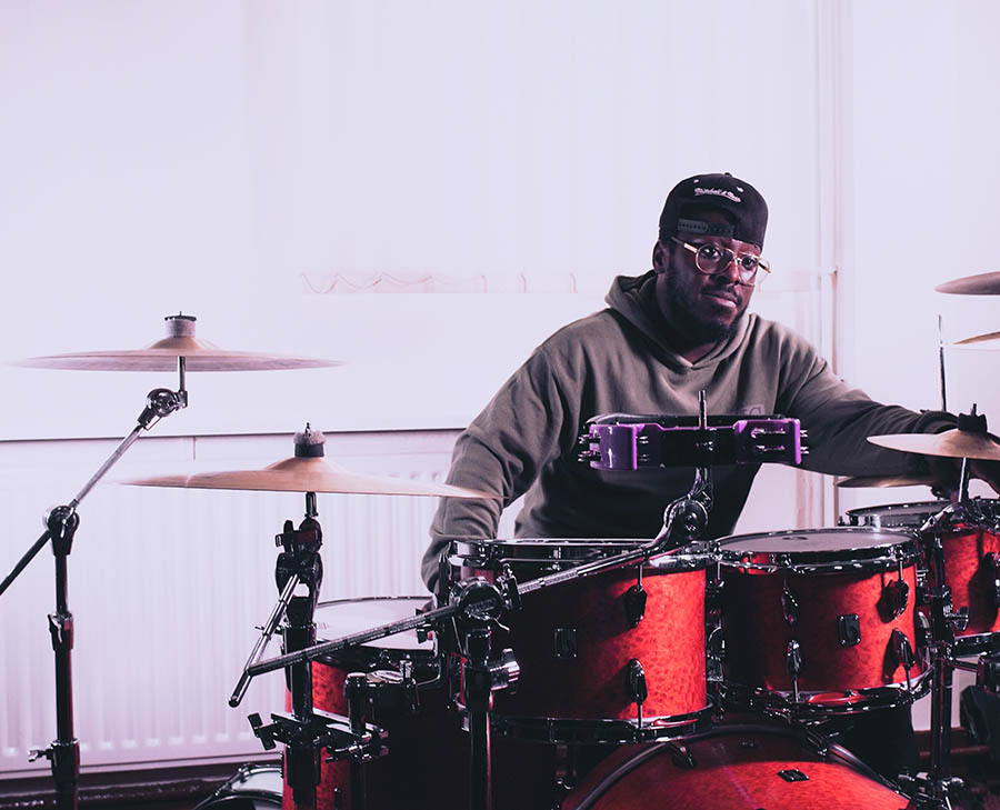 Jonathon Rodney to perform at the London Drum Show