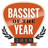 bassist of the year